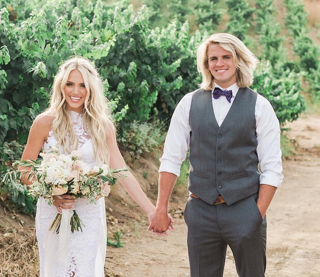 Cole LaBrant and Savannah LaBrant marriage