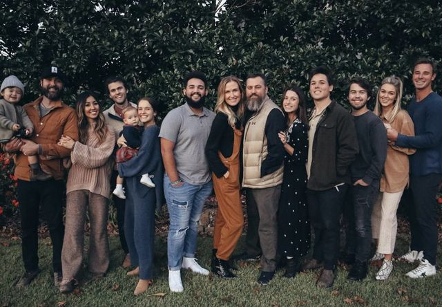 Willie Alexander Robertson's Whole Family